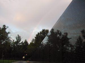 wall rainbow
